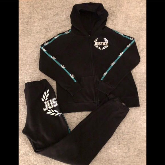 Justice Other - [Justice] Hoodie & Jogger Set